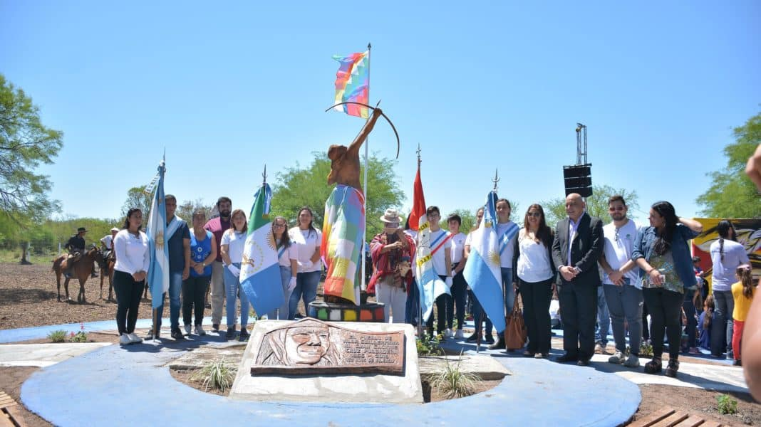 El Cacique Cruz Polvareda volvió al Gran Chaco