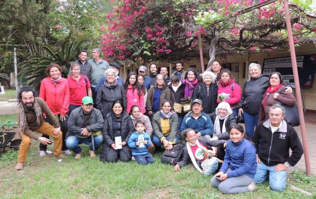 Taller internacional en Corrientes: LA AGROECOLOGIA SALE A LA LUZ