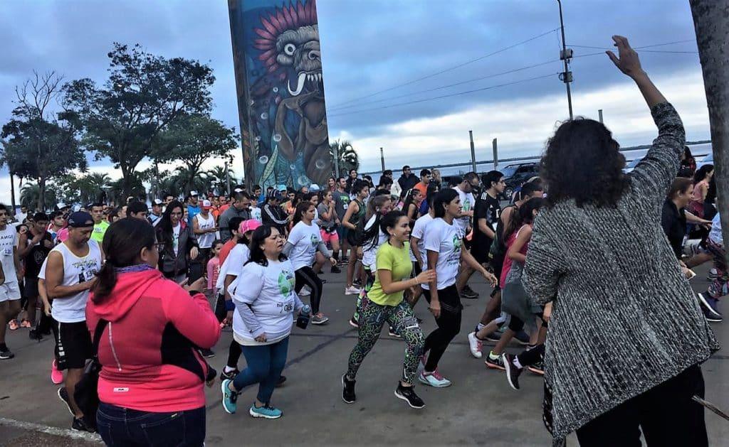 La maratón correntina dejó su huella por un ambiente saludable