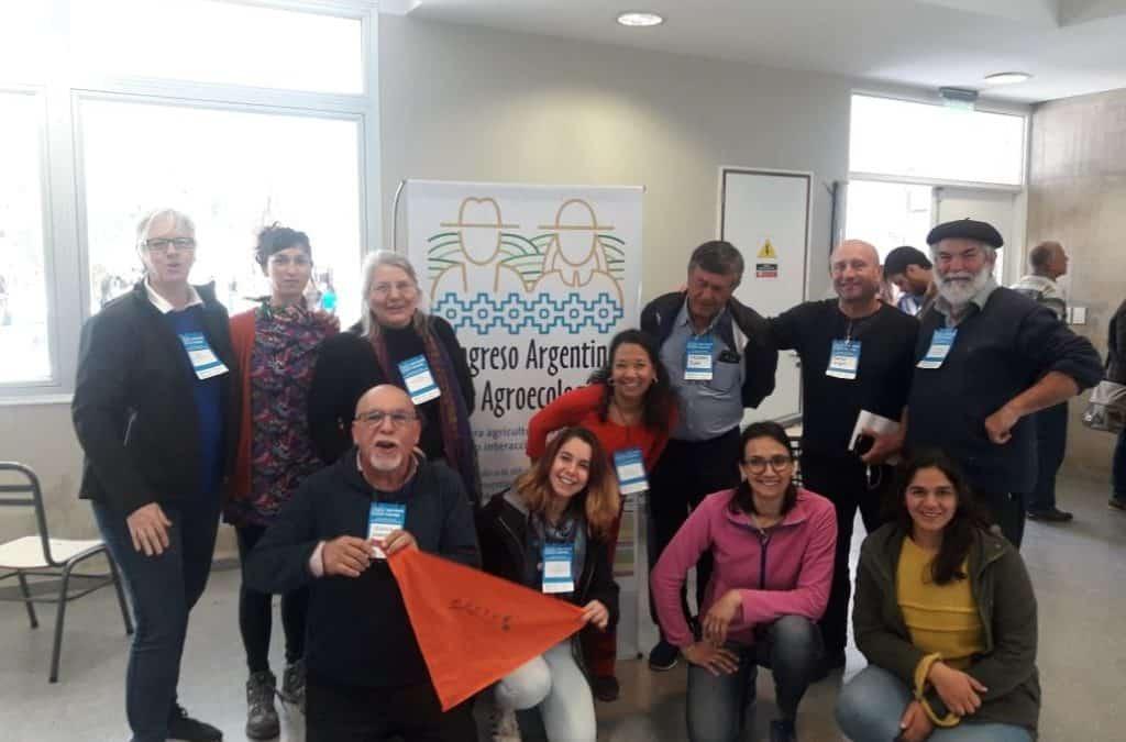 INCUPO dijo presente en el Primer Congreso Argentino de Agroecología