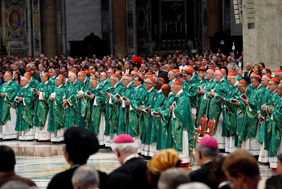 El Obispo de Reconquista está en el Vaticano participando del Sínodo de la Amazonía