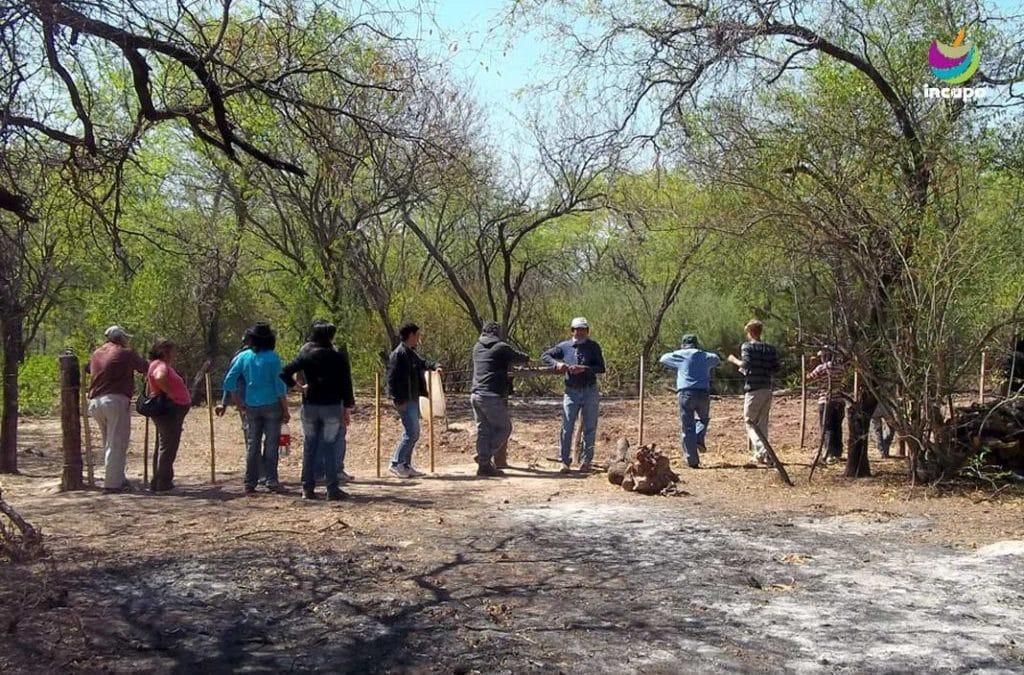Comunidades y organismos participan del curso Derechos Territoriales y Acceso a la Justicia