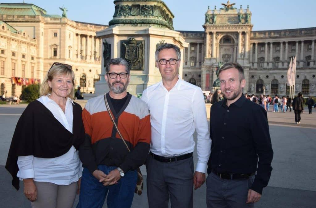 INCUPO y Welthaus Graz en defensa de la agricultura familiar y los modelos de producción sustentables