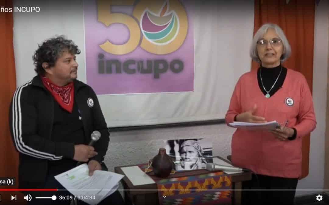 INCUPO celebró 50 años con campesinos e indígenas