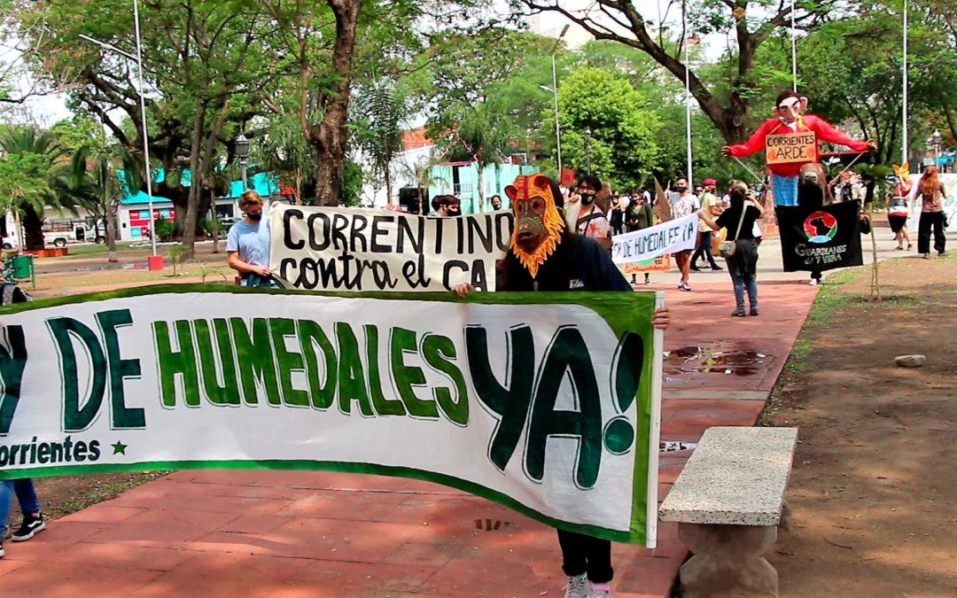 Emergencia socioambiental en Argentina