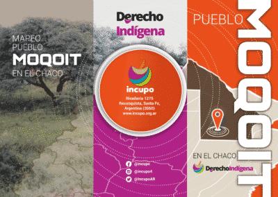 Relevamiento del Pueblo Moqoit en el Chaco