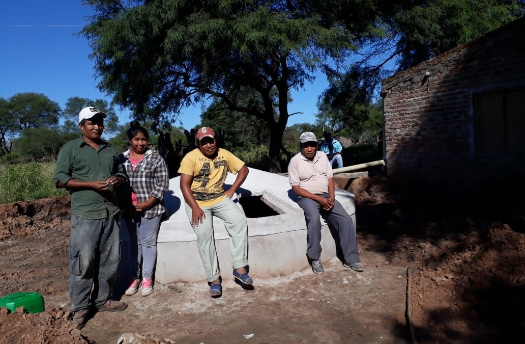 El acceso al agua para comunidades indígenas del Chaco