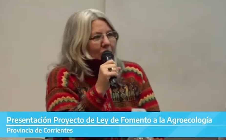 Se presentó el proyecto de ley de fomento a la agroecología en Argentina